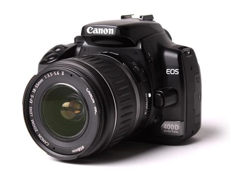 Canon EOS 400D Wikiwand