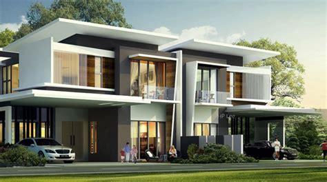 New Double Storey Corner, Semi D, Bungalow House Nr Sungai