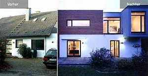 Altes Haus Umbauen : eine etage aufgestockt sch ner wohnen ~ Markanthonyermac.com Haus und Dekorationen