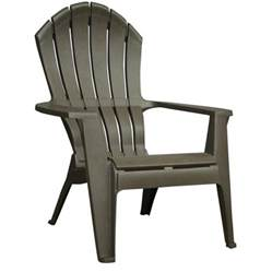 shop mfg corp earth brown resin stackable patio adirondack chair at lowes