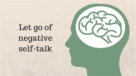 Breaking The Cycle Of Negative Self-talk