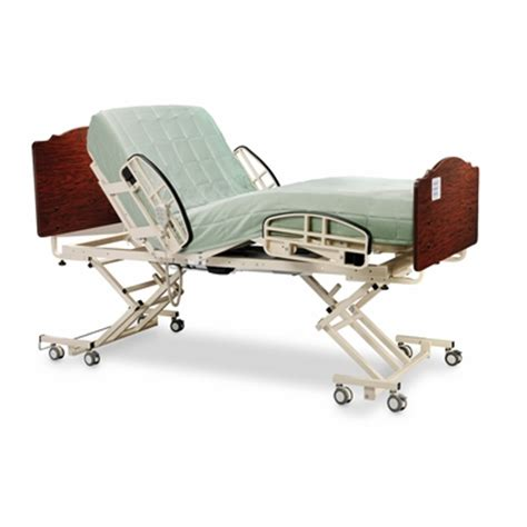medline alterra hi low hospital bed set package medline hospital beds