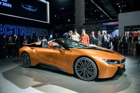 2019 Bmw I8 Roadster Revealed
