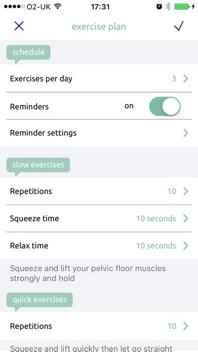 squeezy nhs pelvic floor exercises for cf app report on mobile