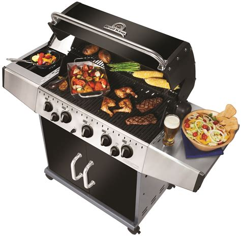 barbecue gaz recette
