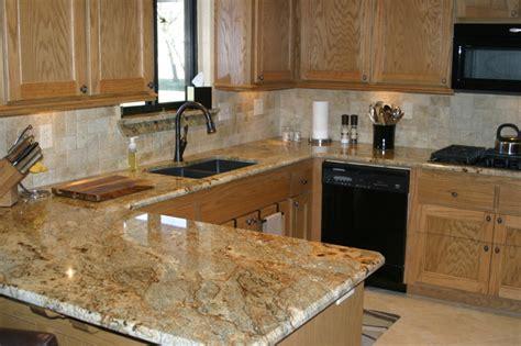 granite installations traditional kitchen oklahoma city by friend s custom granite