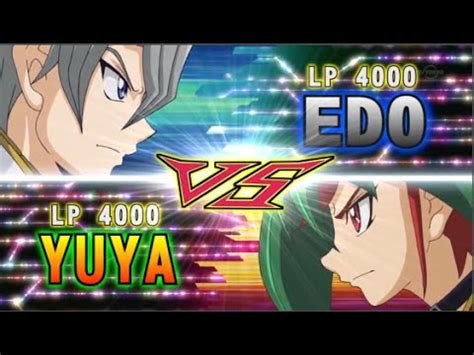 yu gi oh arc v yuya vs edo aster amv episodes