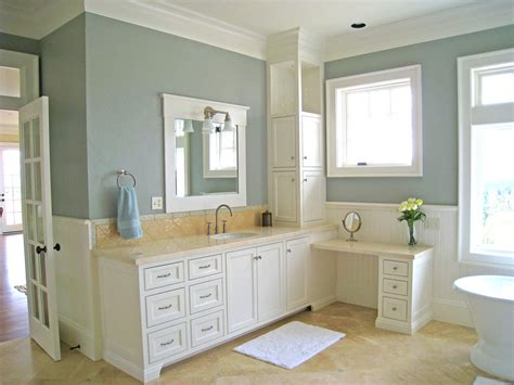 Amazing Of Simple White Color Painted Bathroom Vanity By #2918 Natural Stone Kitchen Sinks Cheap Black Sink Menu Bronze Resurfacing Porcelain B&q Oakley Red The Whole