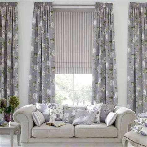 living room design ideas modern curtains