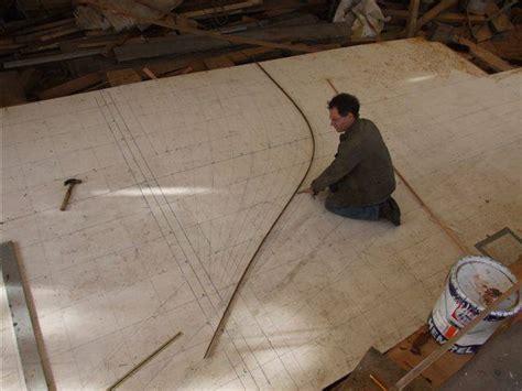Amelie Rose Boat by Lofting Frames For Pilot Cutter Amelie Rose Sailing