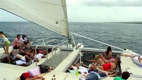 Tiami Catamaran Cruises Barbados Bridgetown by Tiami Catamaran Cruises Video Barbados Youtube