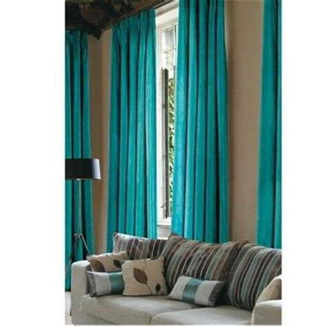 buy faux suede blackout curtains teal curtains the range family room decor
