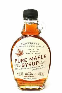 Blackberry Patch Pure Maple Syrup | countrymercantile