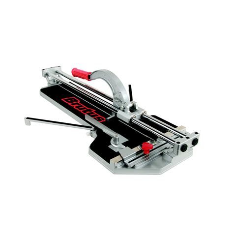 shop brutus 24 in professional porcelain tile cutter at lowes