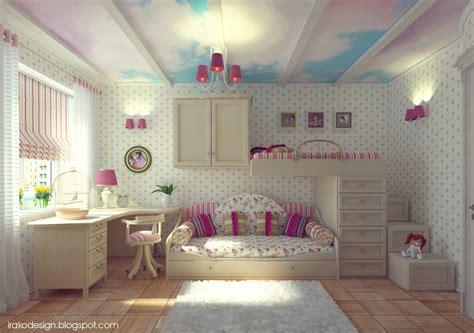 Cute Girls' Rooms