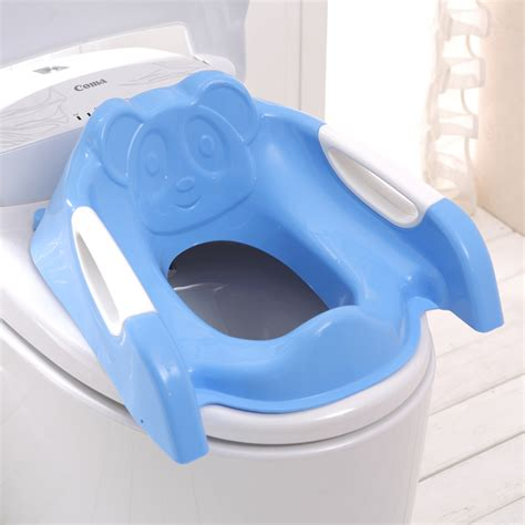 2015 best selling child ladder potty plastic baby ladder toilet seat porta folding potty