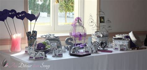 table urne mariage le mariage