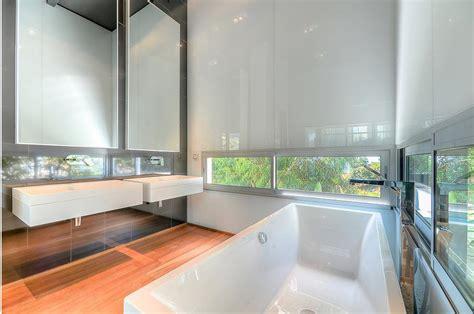 salle de bain vitre et miroir gilles broussard photo n 176 96