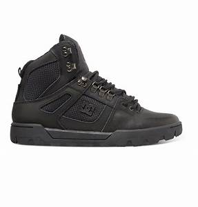 Men's Spartan High Boot Mountain Boots ADYB100001 | DC Shoes