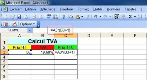communaut 233 du partage tuto calculer un prix ht ou ttc toutes versions