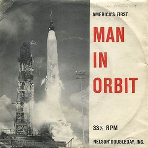 Man in Orbit | Too Many Books and Never Enough