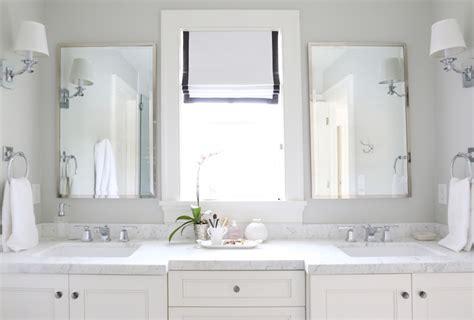 Carrara Marble Countertops-transitional-bathroom