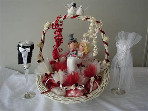 decoration corbeille mariage le mariage