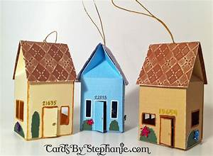 Housewarming Cards and Ornaments – Cards By Stephanie