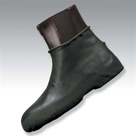 Rubber Boot Toe Covers by Rubber Jodhpur Boot Covers