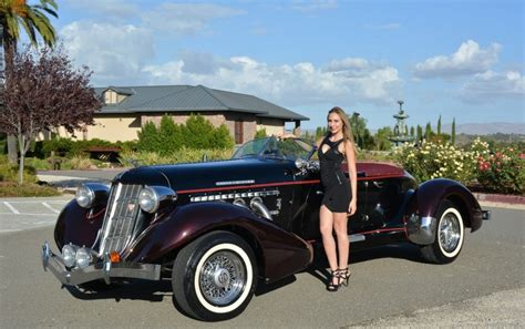 Boat Tail Car For Sale by 1934 Auburn Speedster Boat Tail Kit Car Dusty Cars