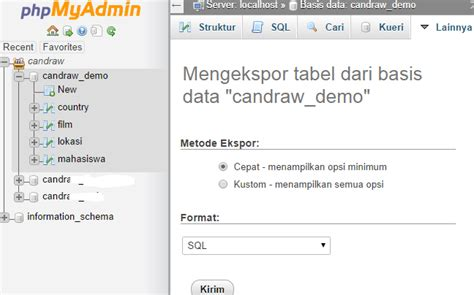 Backup Database Mysql Otomatis Lewat Cpanel