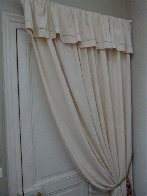 couture rideau de porte