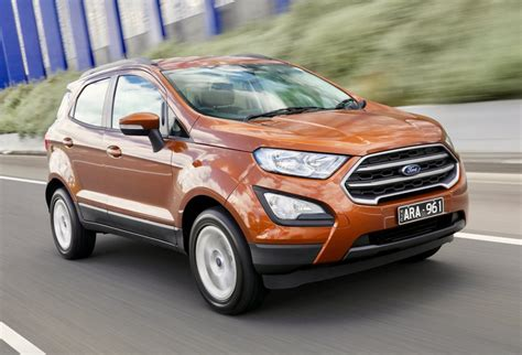 2018 Ford Ecosport Review  First Drive Ford's Updated