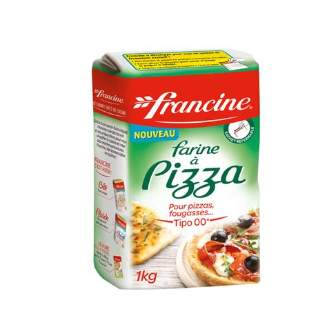 les farines francine farine 224 pizza francine