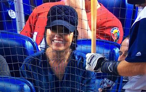 Christian Yelich Mom Alecia Looks Like She Could Be His