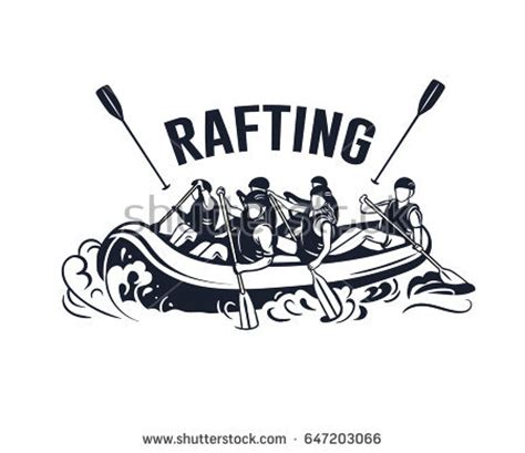 Inflatable Boats Dairy Flat by Oar Stock Images Royalty Free Images Vectors Shutterstock