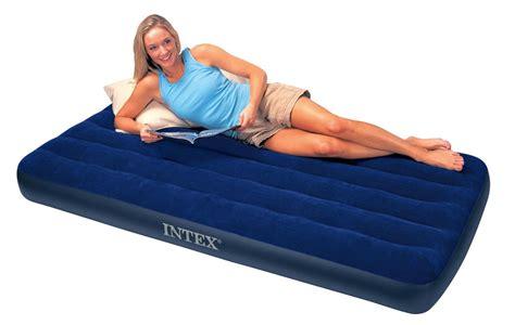 intex 68757 size classic downy air bed mattress waterproof ebay