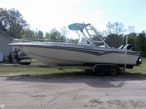 Fountain Boats Center Console Sale used fountain center console boats for sale page 4 of 4