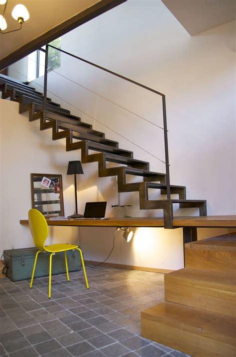 escalier m 233 tallique int 233 rieur id 233 es de design droit tournant ou 224 vis