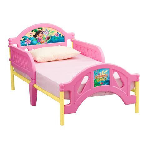 delta children nickelodeon the explorer toddler bed