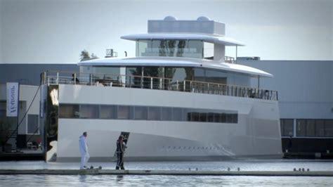 Steve Jobs Boat by Steve Jobs Custom Aluminum Hulled Super Yacht Venus