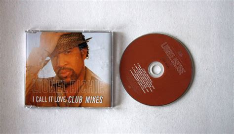 Lionel Richie I Call It Love Records, Lps, Vinyl And Cds