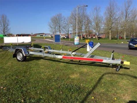 Boottrailer Te Huur by Boottrailer 1500 Kg Ook Te Huur Advertentie 525185