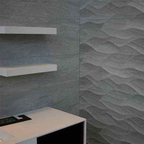 porcelanosa grey tiles salle de bain