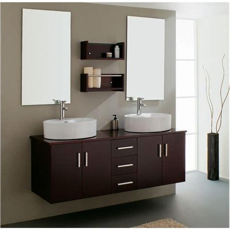 Bathroom Make Stylish Bathroom, Add Floating Vanity