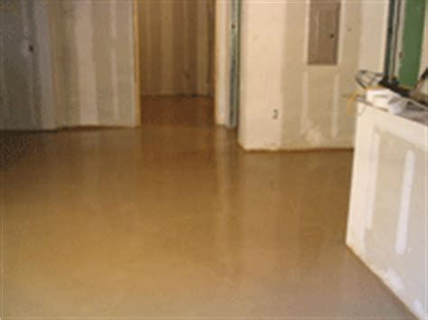 colored self leveling floor resurfacing sider crete inc