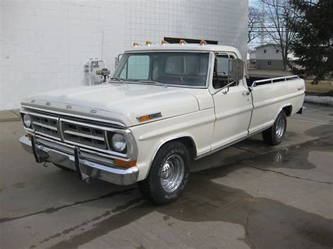 find new 1971 ford f100 ranger xlt no reserve in clinton township michigan