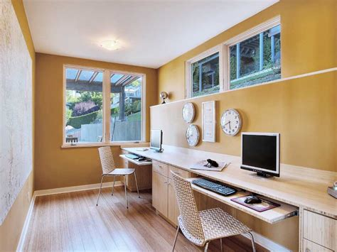 Home Office Ideas : 30 Basement Remodeling Ideas & Inspiration