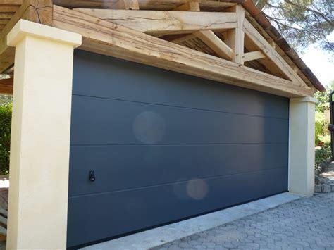 portes de garage sectionnelles hormann portes de garage azur domotic