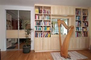 Regal Auf Maß : bibliotheken nach ma tischlerei winter ~ Markanthonyermac.com Haus und Dekorationen